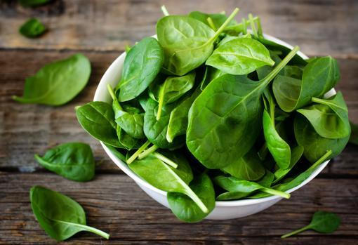 Las verduras frescas ayudan a tener una mayor sensación de saciedad