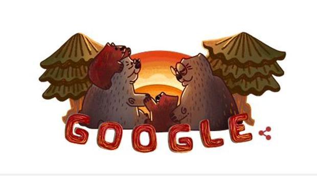 Google celebra el Día de los Abuelos con este doodle