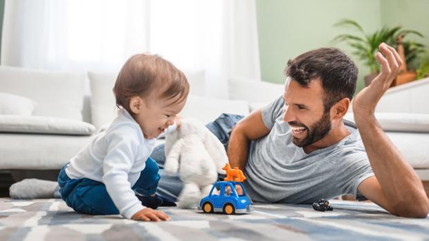 Los cerebros de bebés y adultos se sincronizan e influyen ...