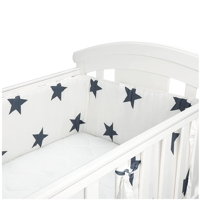 Crib bumper 180cm bumper