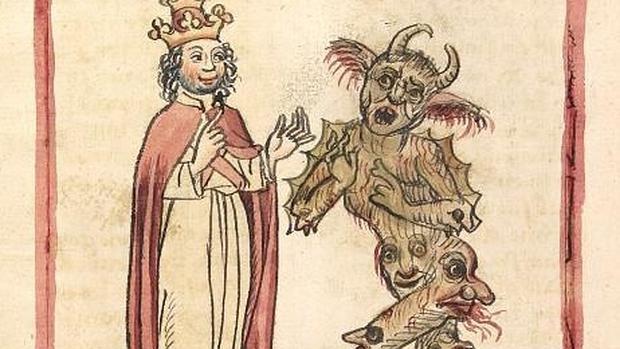 La profética tumba del Papa maldito que pactó con el Diablo