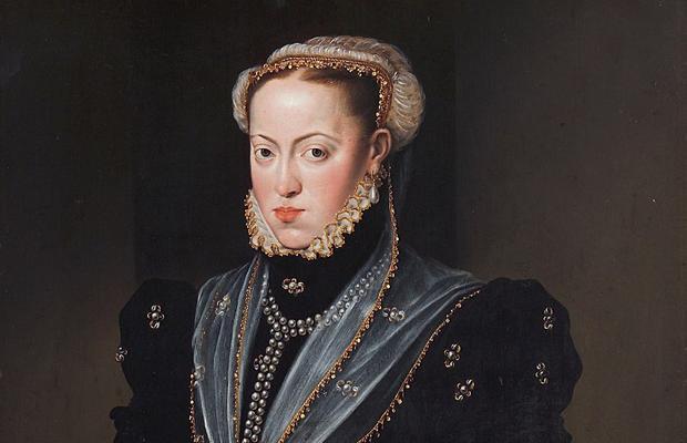 Maximiliano II, María y su familia