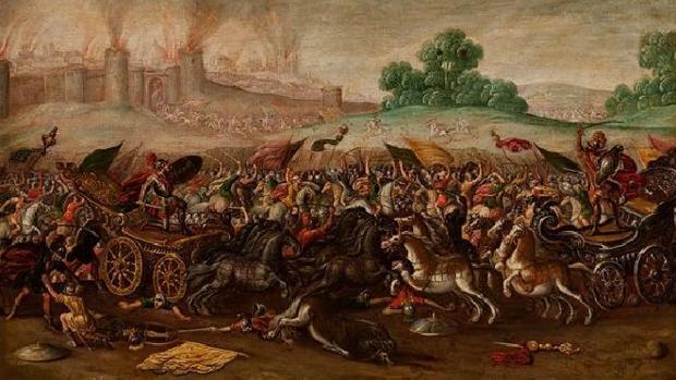 Resultado de imagen para babilonia conquistó a Jerusalen