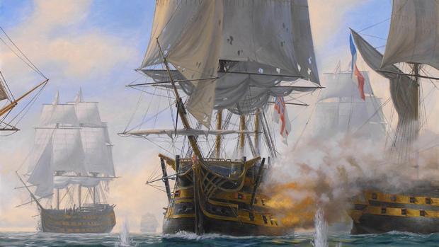 Batalla De Trafalgar Mapa.Trafalgar El Error Que Provoco La Derrota Naval Mas Dolorosa De Espana Ante Inglaterra