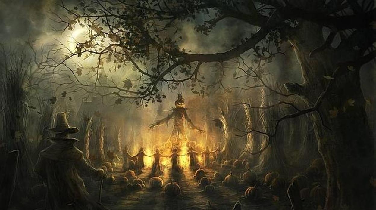 Origen de Halloween: La verdad histórica tras Halloween: una sangrienta fiesta con matanzas prohibida por las legiones romanas