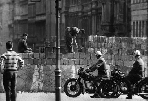 Socialismo. El Muro de Berlín