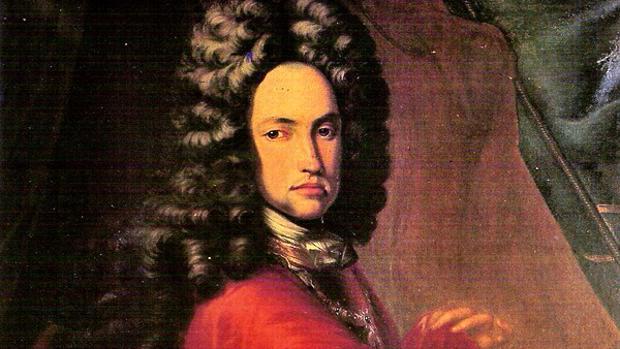 Retrato del Archiduque Carlos