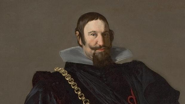 Retrato del Conde Duque de Olivares, al timón del imperio cuando se produjo la conjura por parte de sus familiares andaluces
