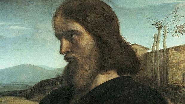 Pintura de San José por William Dyce.