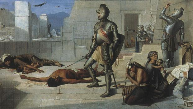 10 HISTOIRE de l'ANCIEN MEXIQUE.<br>L'Invasion Espagnole