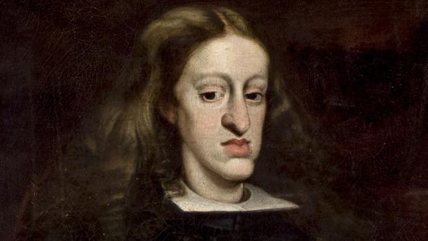 Retrato de Carlos II