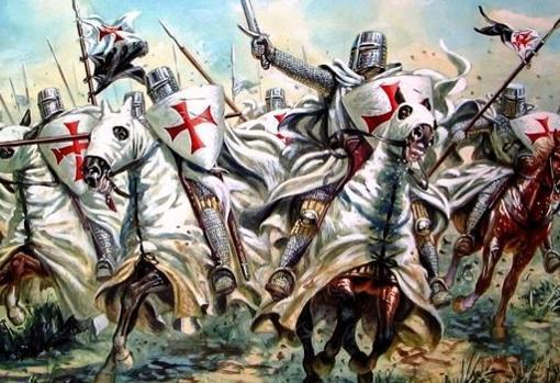 La Dieta Que Convirtió A Los Caballeros Templarios En Longevos Guerreros Implacables