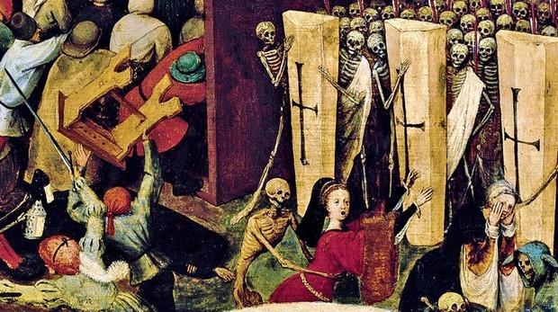 La Peste Negra fue una epidemia que azotó al contienente europeo desde 1348 y que originó una de las grandes catástrofes de la historia de la humanidad
