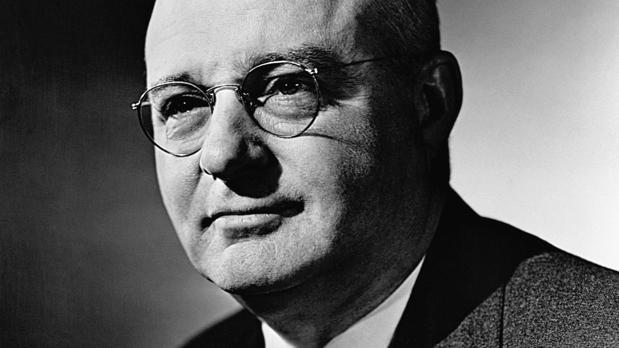 Thomas Midgley, en una imagen archivo