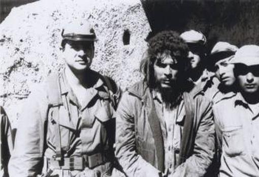 Guevara, capturado