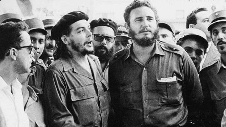 ¿Cuánto mide el Che Guevara? - Altura - Real height Guevara-castro-kN1--1200x630@abc