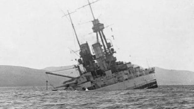 Scapa Flow: el suicidio naval más espectacular de la historia, ¿el acto más heroico de la I Guerra Mundial?