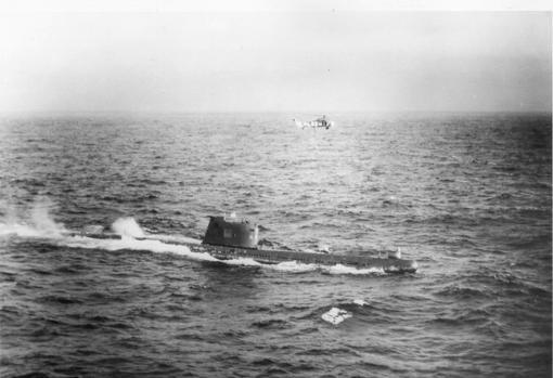 Submarino soviético B59