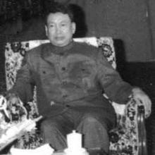 Fotografía de Pol Pot
