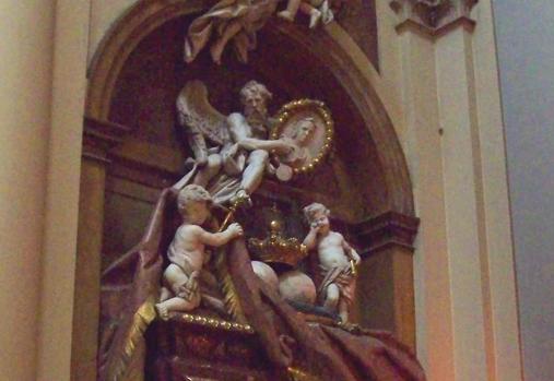Mausoleo de Fernando VI