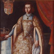 Retrto de Germaine de Foix