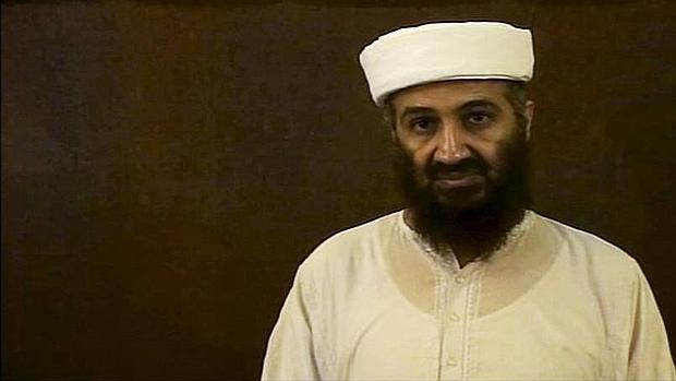 El terrorista Osama Bin Laden