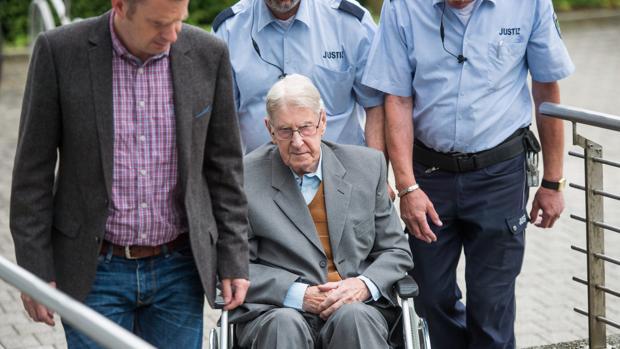 Reinhold Hanning, condenado a cinco años de prisión
