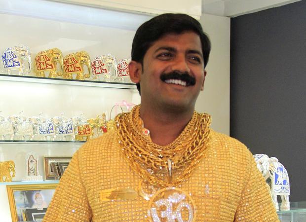 Datta Phuge y su camisa de oro