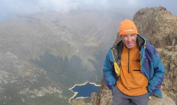 Adolfo Ripa, el español muerto en el accidente producido el miércoles en el Himalaya