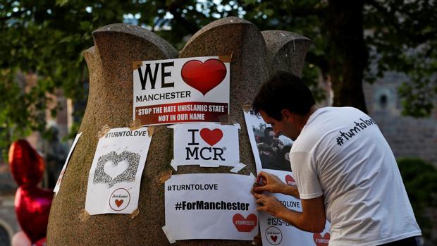 En el ataque del pasado lunes murieron 22 personas