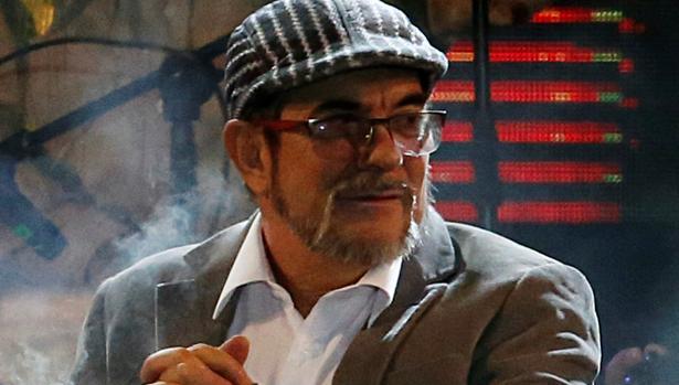«Timochenko», el pasado 1 de septiembre en el lanzamiento de las FARC como partido