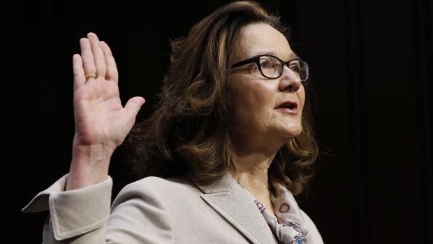 La candidata de Donald Trump para dirigir la CIA, Gina Haspel