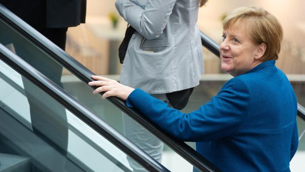 Angela Merkel, en una imagen de archivo