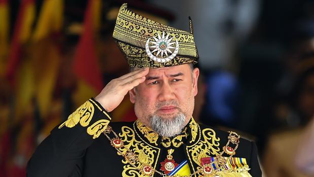 El puesto de Yang di-Pertuan Agong es el título oficial del Jefe de Estado constitucional de la federación de Malasia.