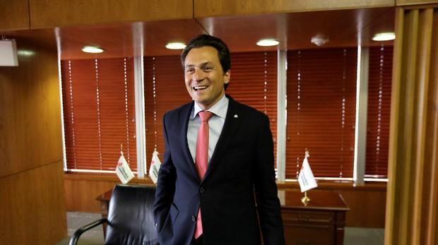El exdirector de Pemex, Emilio Lozoya