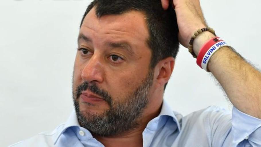 Salvini desmiente haber recibido millones de euros de Rusia
