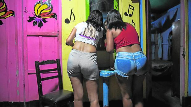 jovenes acuden a prostitutas prostituta españa