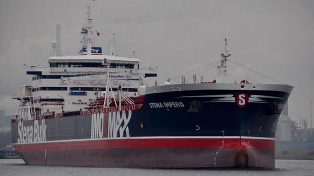 Irán captura dos petroleros británicos en el estrecho de Ormuz