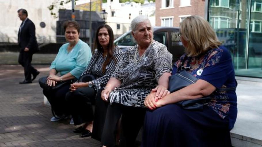 Holanda tiene «responsabilidad limitada» en la muerte de 350 bosnios en Srebrenica