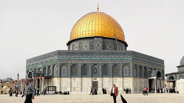 La Explanada de las Mezquitas en Jerusalén