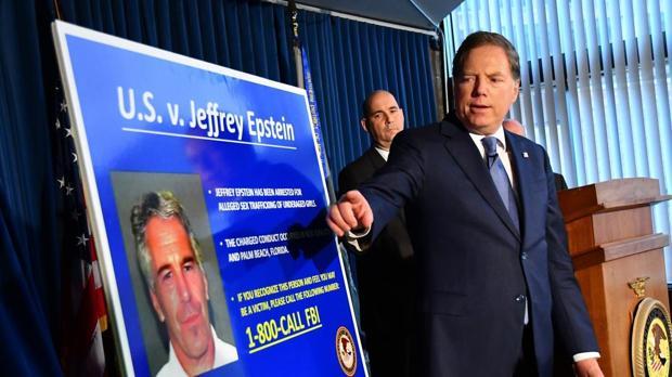 El magnate Jeffrey Epstein fue detenido e imputado por presunto tráfico sexual de menores el pasado 8 de julio