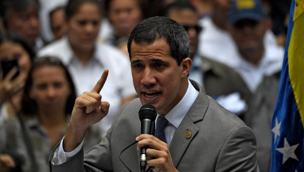 Acto de la oposición venezolana en favor de Requesens, un año después de su detención