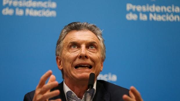Macri anuncia un paquete de medias económicas para frenar el impacto de la devaluación