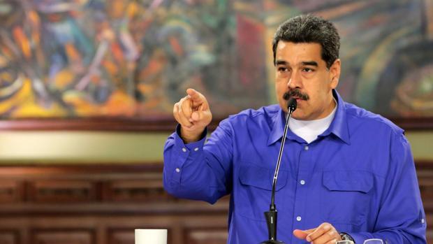 Maduro carga contra Trump y lo compara con Hitler: «Hace a Venezuela lo que le hizo al pueblo judío»