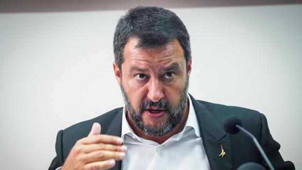 Resultado de imagen de Salvini