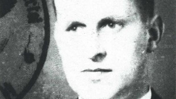 El coronel general de las SS, Hans Kammler