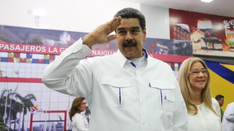 Maduro confirma contactos entre su Gobierno y el de EE.UU.