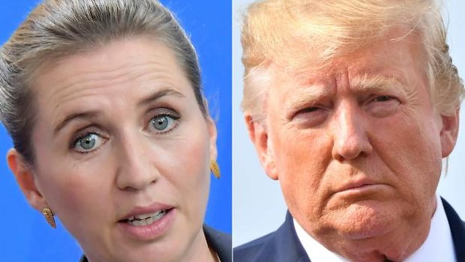 Trump pospone su reunión con la primera ministra danesa ante la negativa a vender Groenlandia