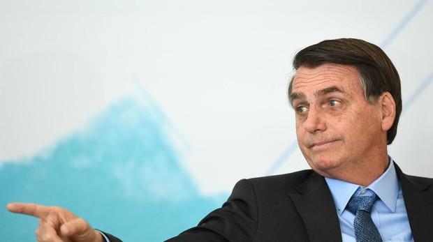 Bolsonaro critica la decisión de Macron de incluir los incendios del Amazonas en la agenda del G-7