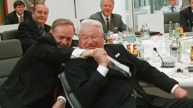 Una breve historia del G-7